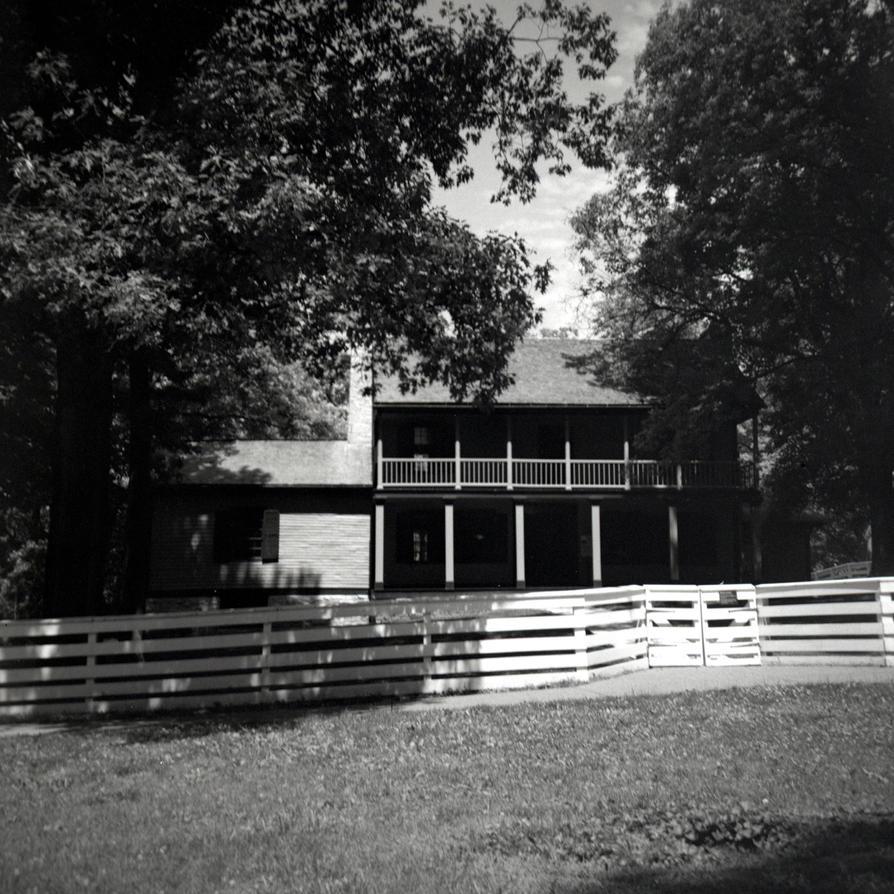General Grant's Home before Civil War by rdungan1918