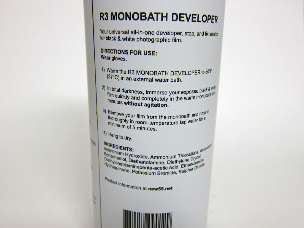R3 Monobath Developer by rdungan1918