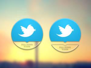 social sharing button