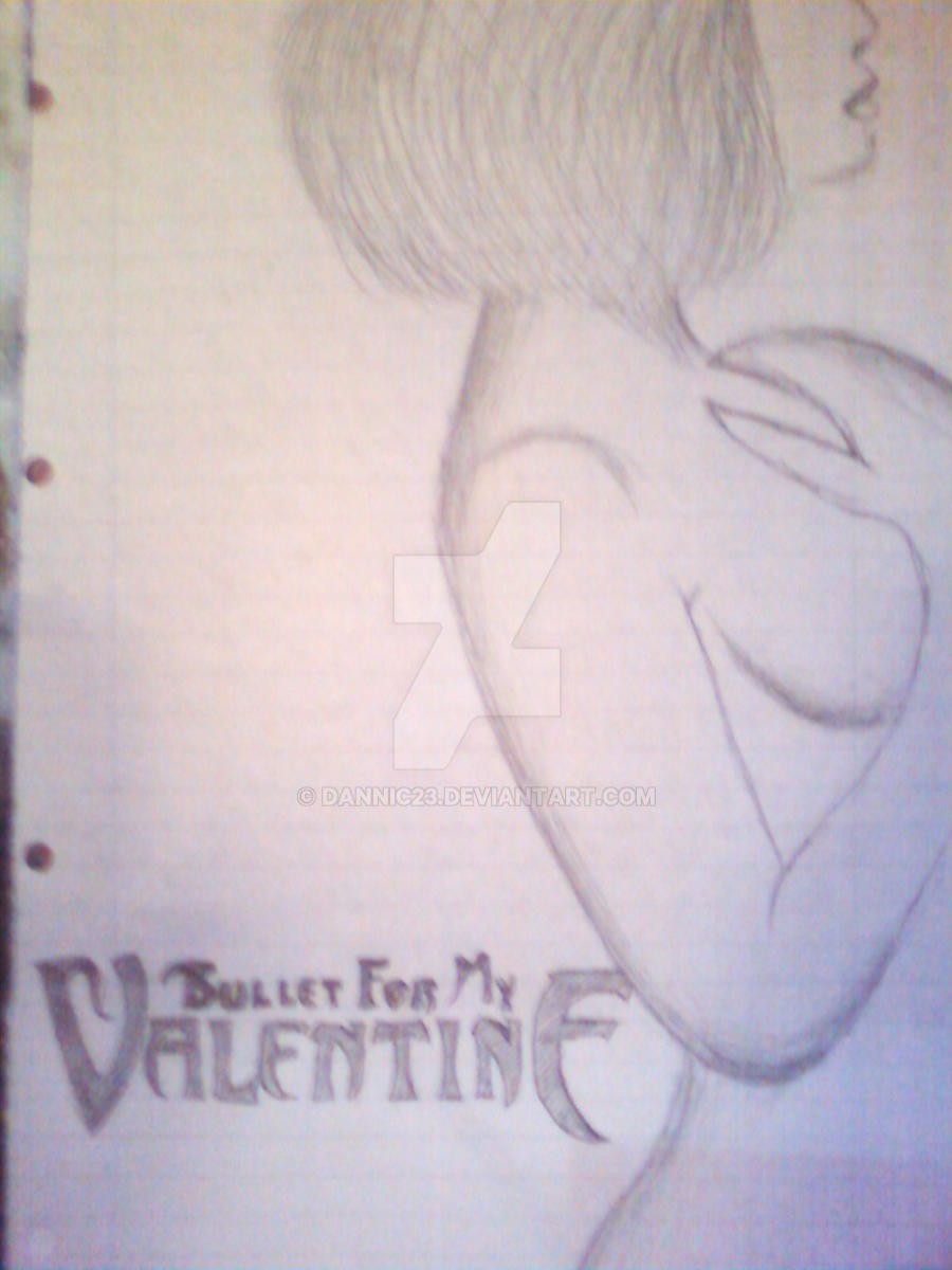 ... Fever Bullet For My Valentine By Dannic23