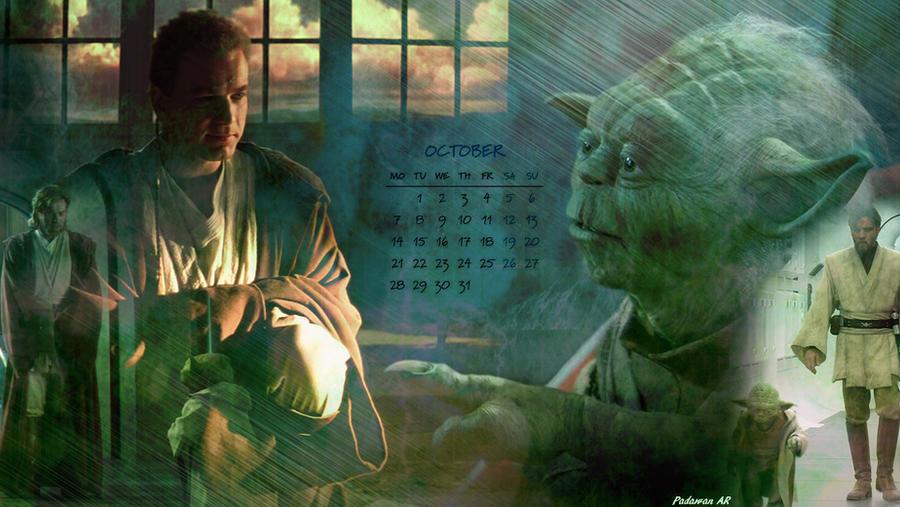 October 2019 Obi-Wan  Yoda 1