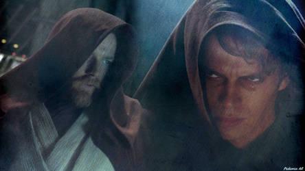 November 2019 Obi-Wan  Anakin 2 by padawanar