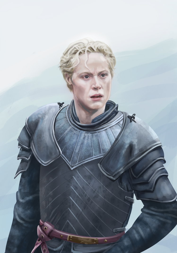 Brienne of Tarth by taralynna