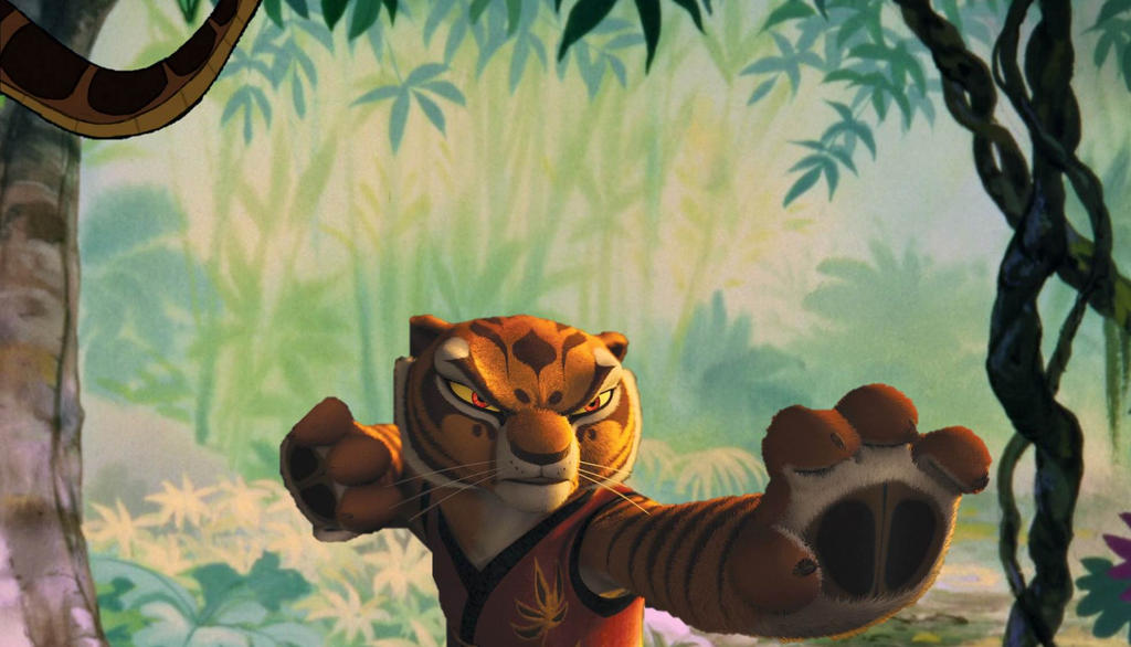 Tigress and Kaa 1-13 by ReforgedIron on DeviantArt