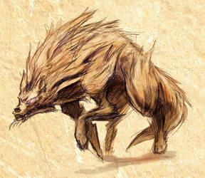 The Beast by jungjang