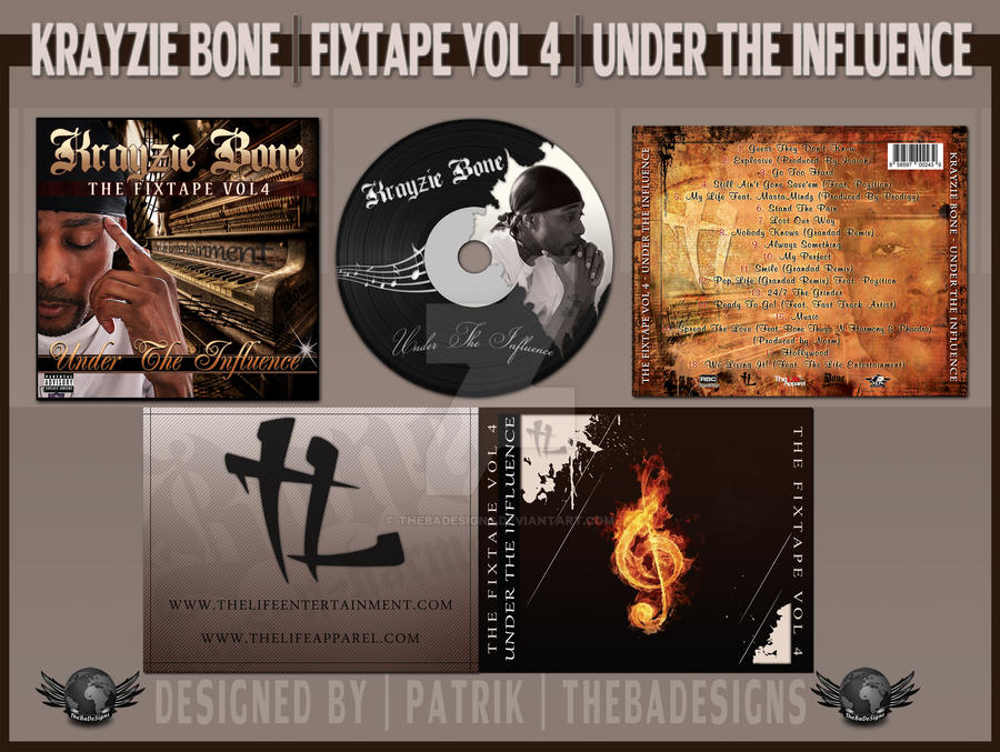 new krayzie bone fixtape