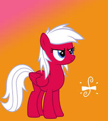 Silvalise pony