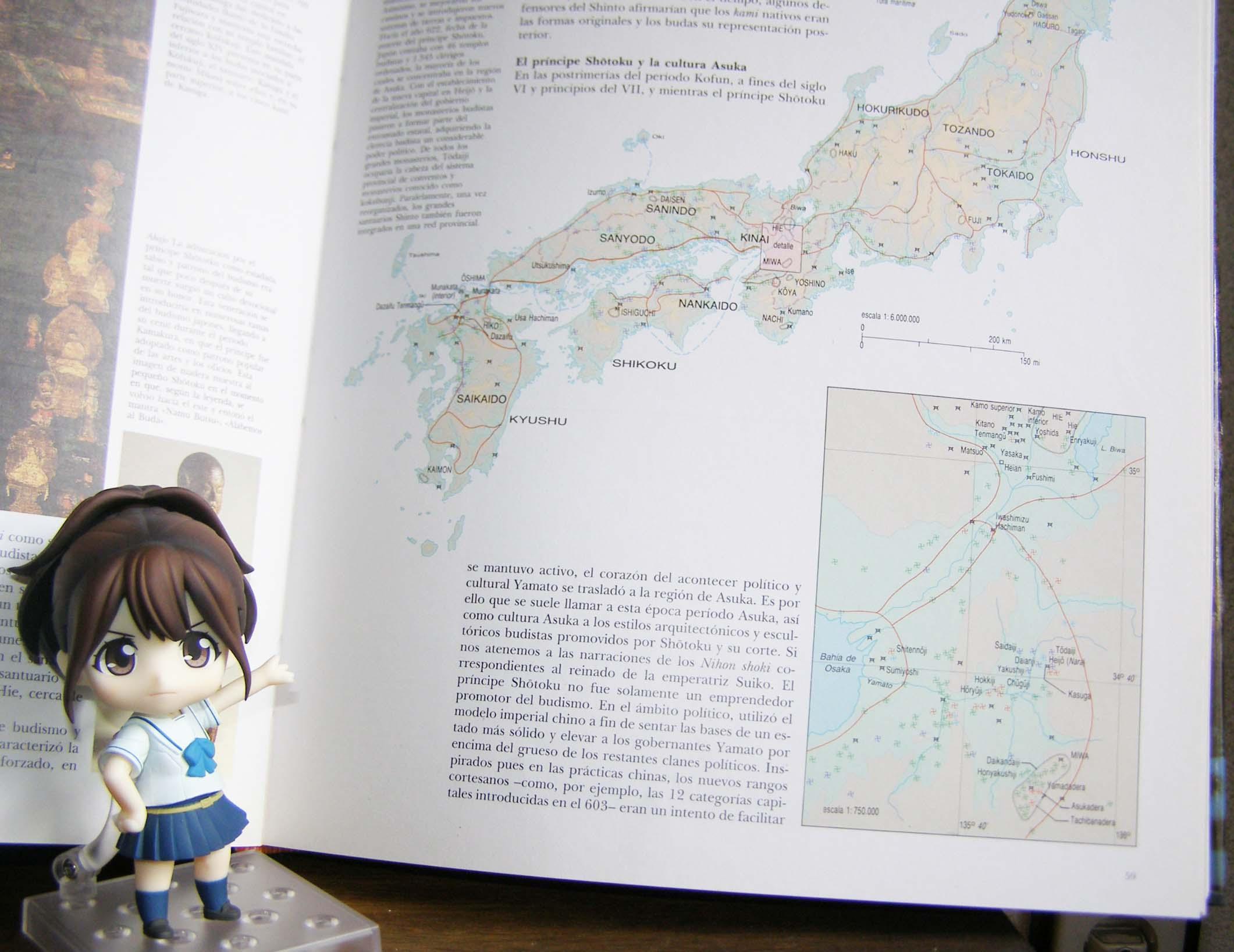 Japanese history 101 by teamblazeman