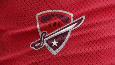 Commanders jersey mockup