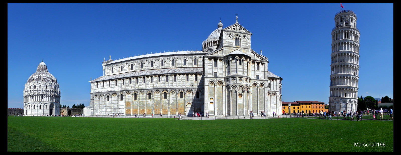 Piazza dei Miracoli by marschall196