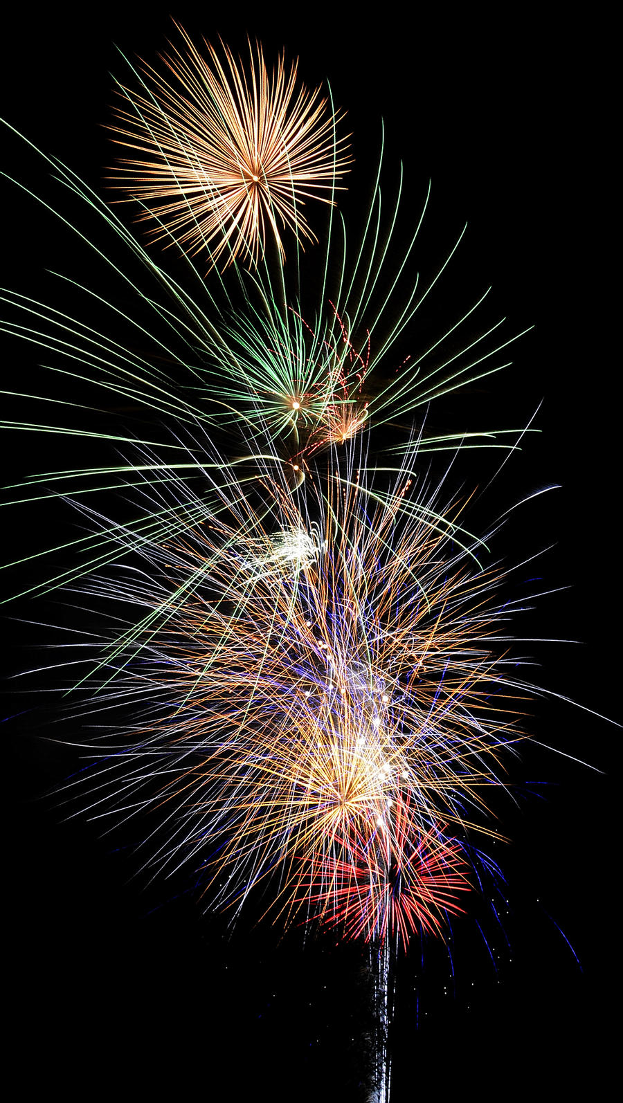 Firework by marschall196