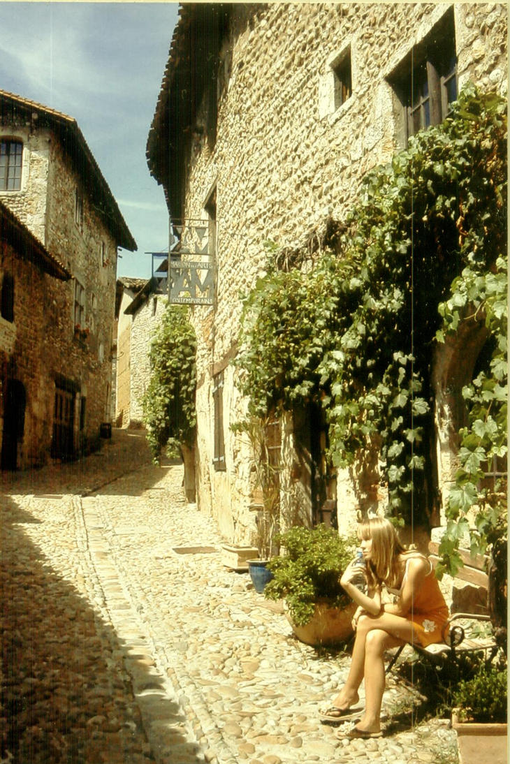 Perouge in France by I-W-IRON