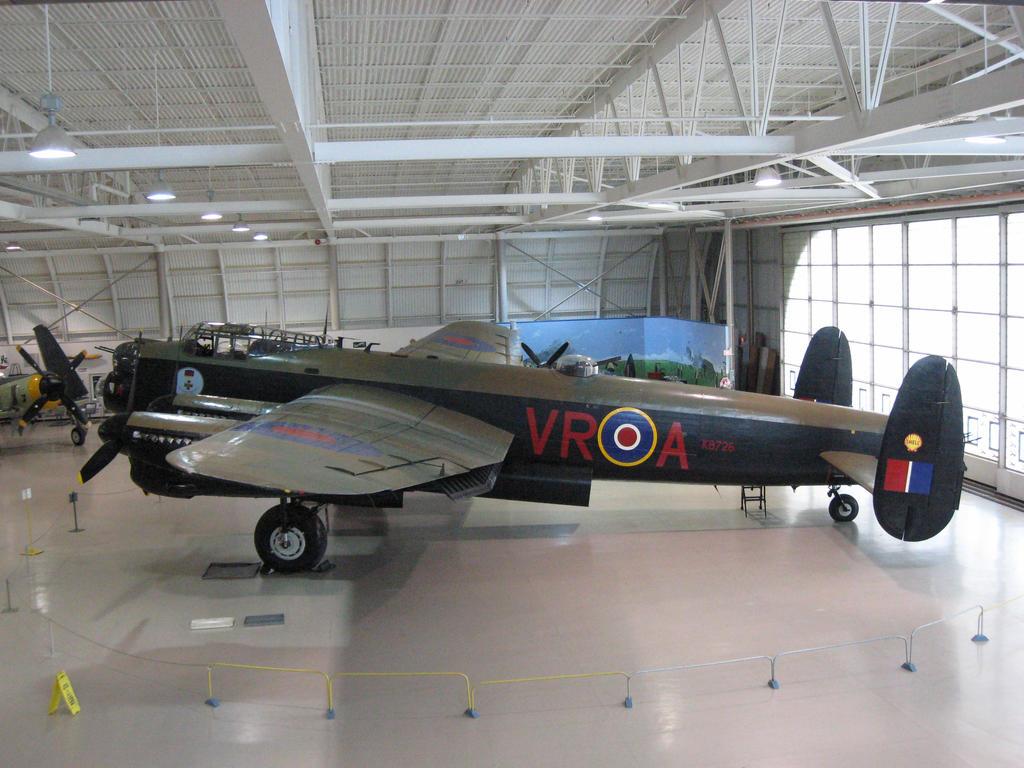 Avro Lancaster Mk. X by Specter114