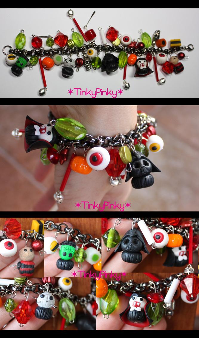 Villains Inc bracelet by tinkypinky