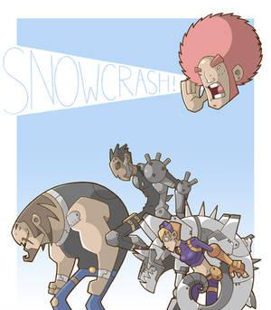 Snow Crash and the Technicolor Apocalypse