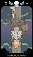 THE HANGED MAN by bluefluke