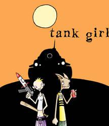 TANK GIRL by bluefluke