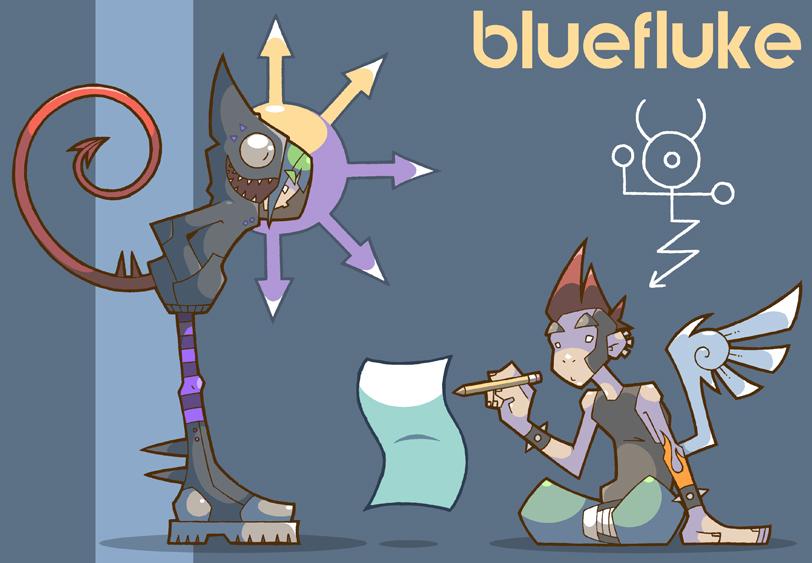 bluefluke's Profile Picture