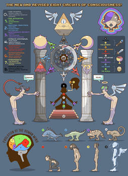 EIGHT CIRCUITS OF CONSCIOUSNESS