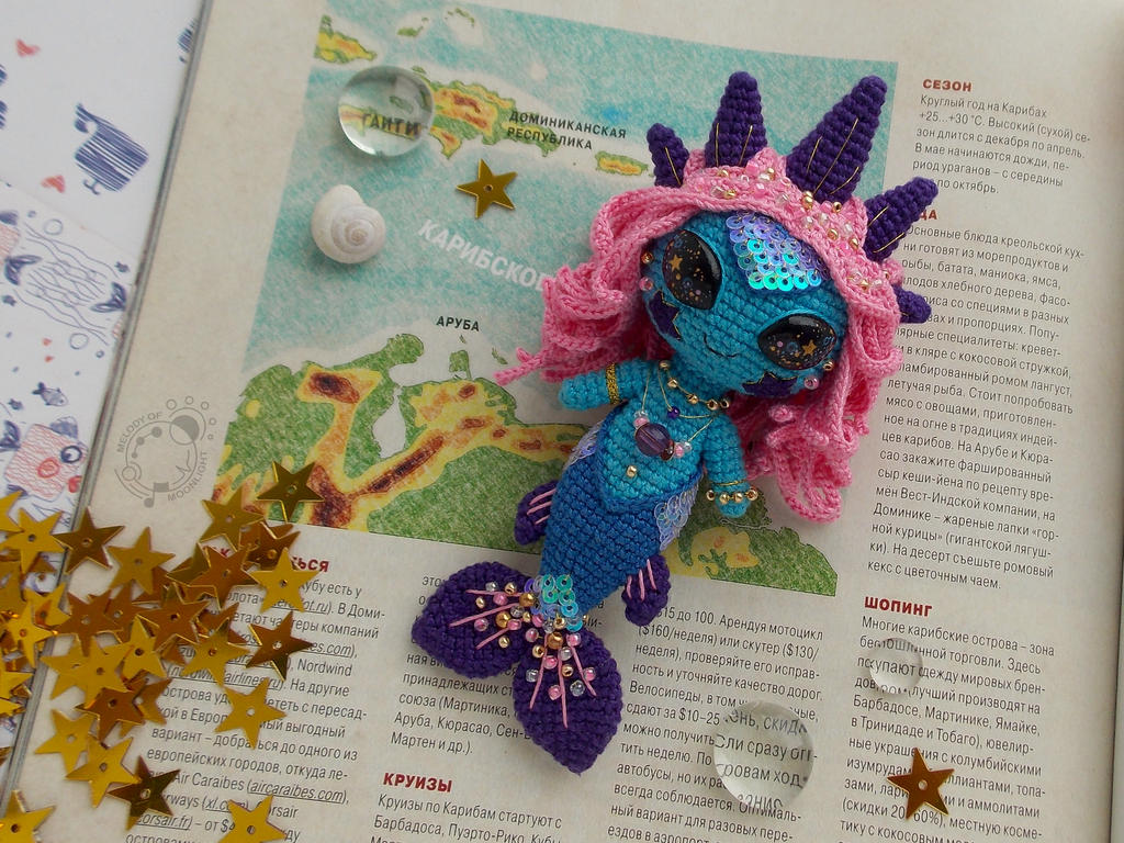 Little Space Mermaid