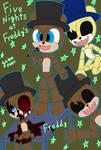[FNAF] Freddy Fazbear