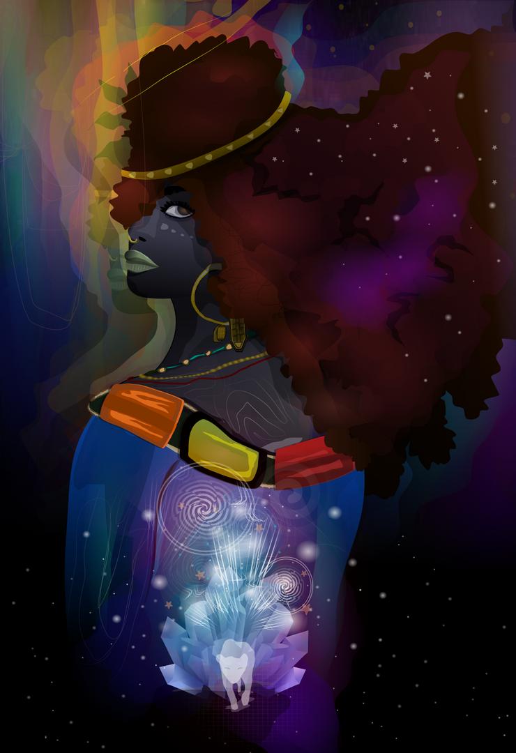 Inner Queenly by ixnivek