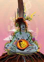 Gaia Principle by ixnivek