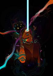 Harbinger of Light by ixnivek