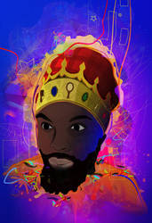 King Travis - commission by ixnivek