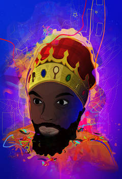 King Travis - commission