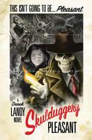 Skulduggery Poster