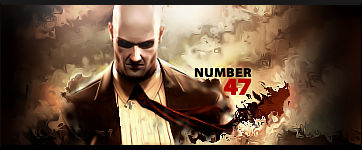 Hitman - number 47