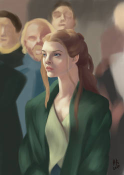Photo study from Game of Thrones