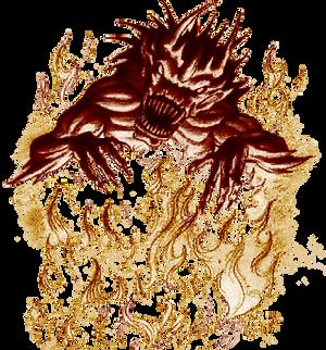 Oni / Kansen of fire