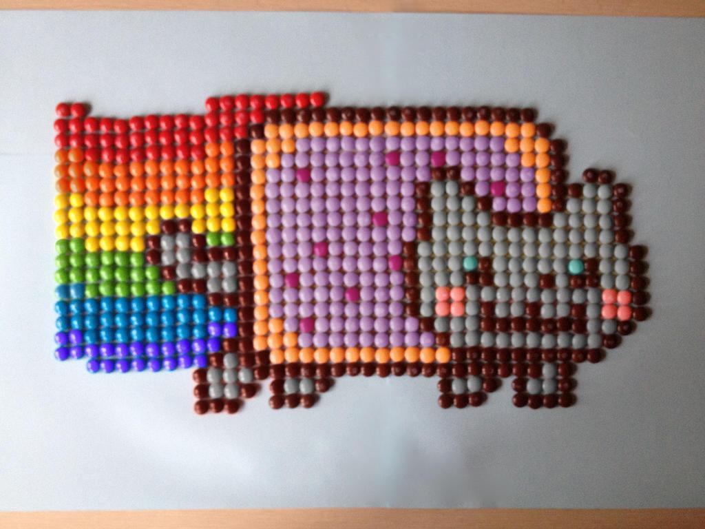 Mnm Nyan Cat