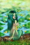 .005 Water Lily