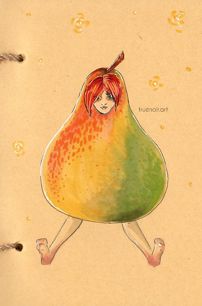 The Fairy Fruit by NoirArt