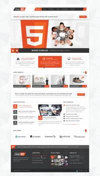 CleanBIZ Creative Multipurpose Theme
