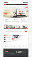CleanBIZ Wordpress Version by pixel-industry