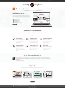 Pixel Industry Website
