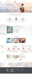 Kreator Ultimate HTML5 Template by pixel-industry