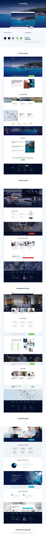 ConsultingPress Multiniche Consulting Website