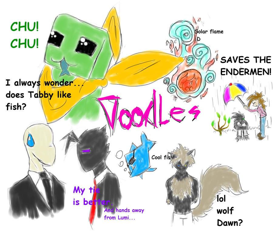 Doodles Xd By Xxacantheaxx