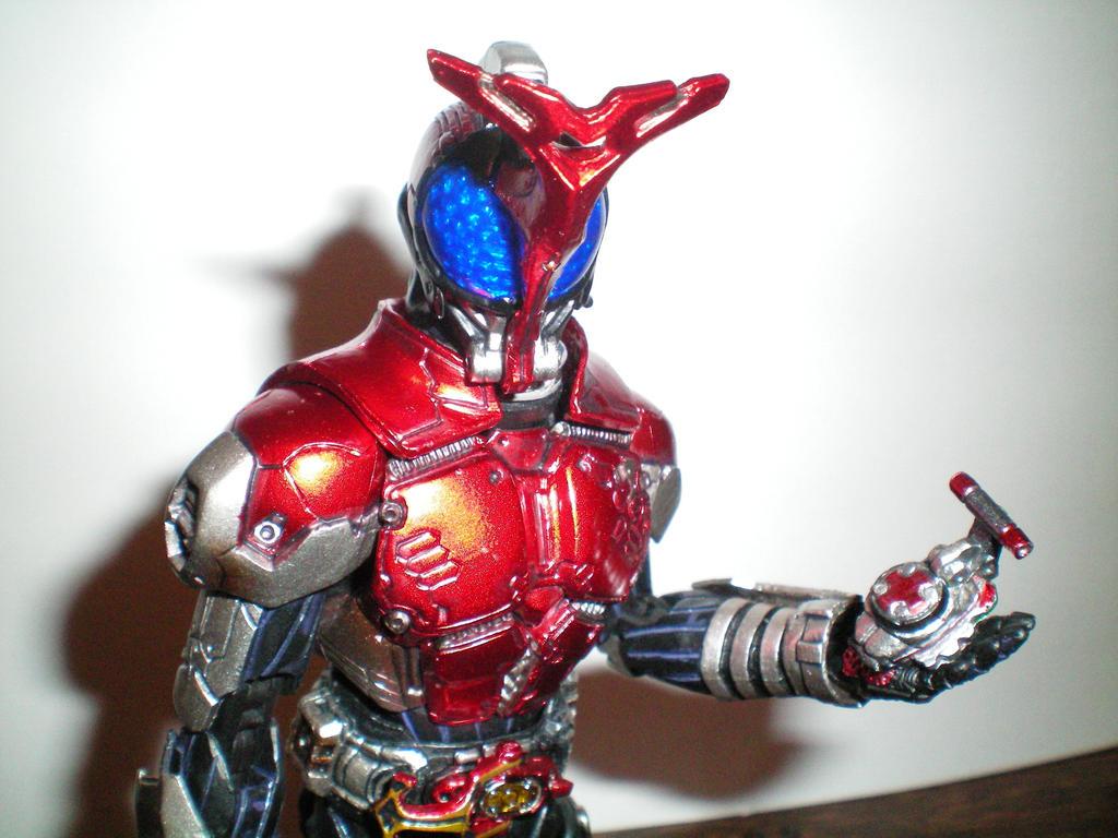 Kamen Rider Kabuto 8 by Dekamaster