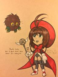 Sketchbook: Cardcaptor Sakura  by Dekamaster