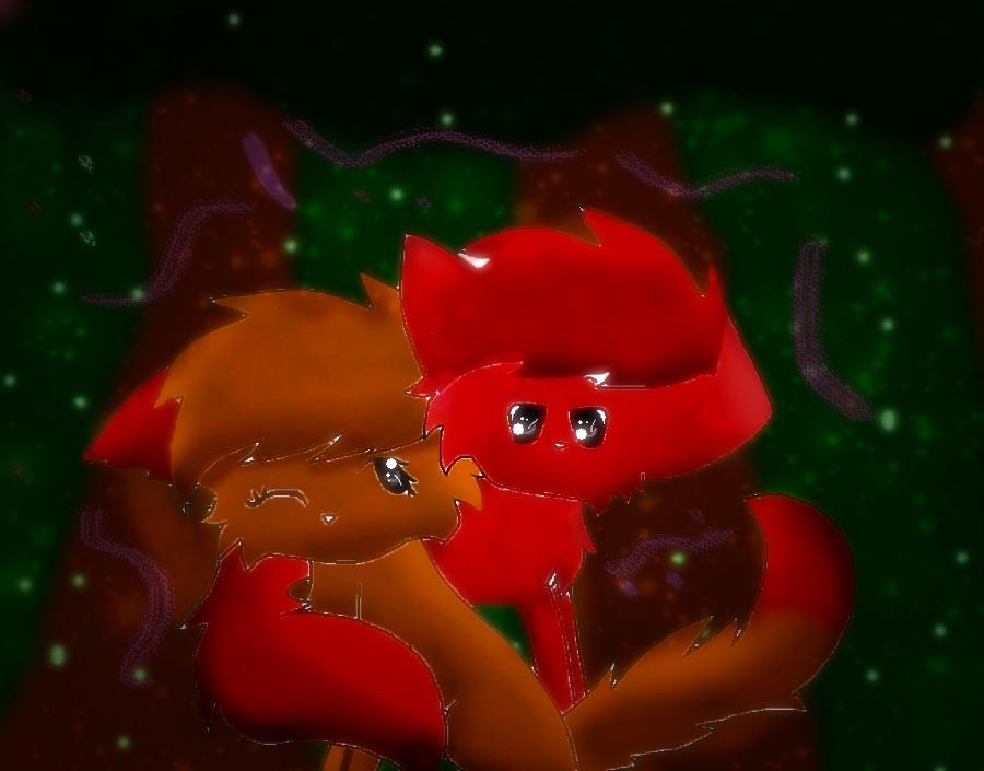 Falling up~ by Prettiest-kittie