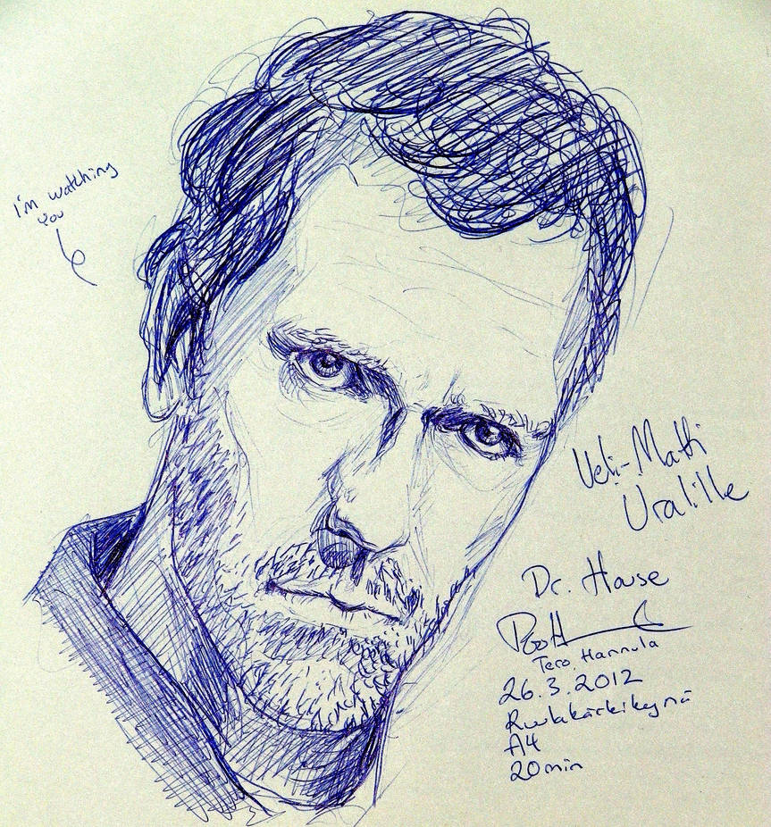 Dr House Watching