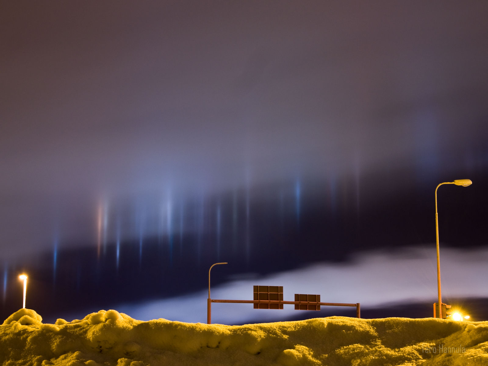 Lights in the sky 2