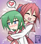 Yutaka and Minami