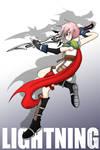 FFXIII- Lightning